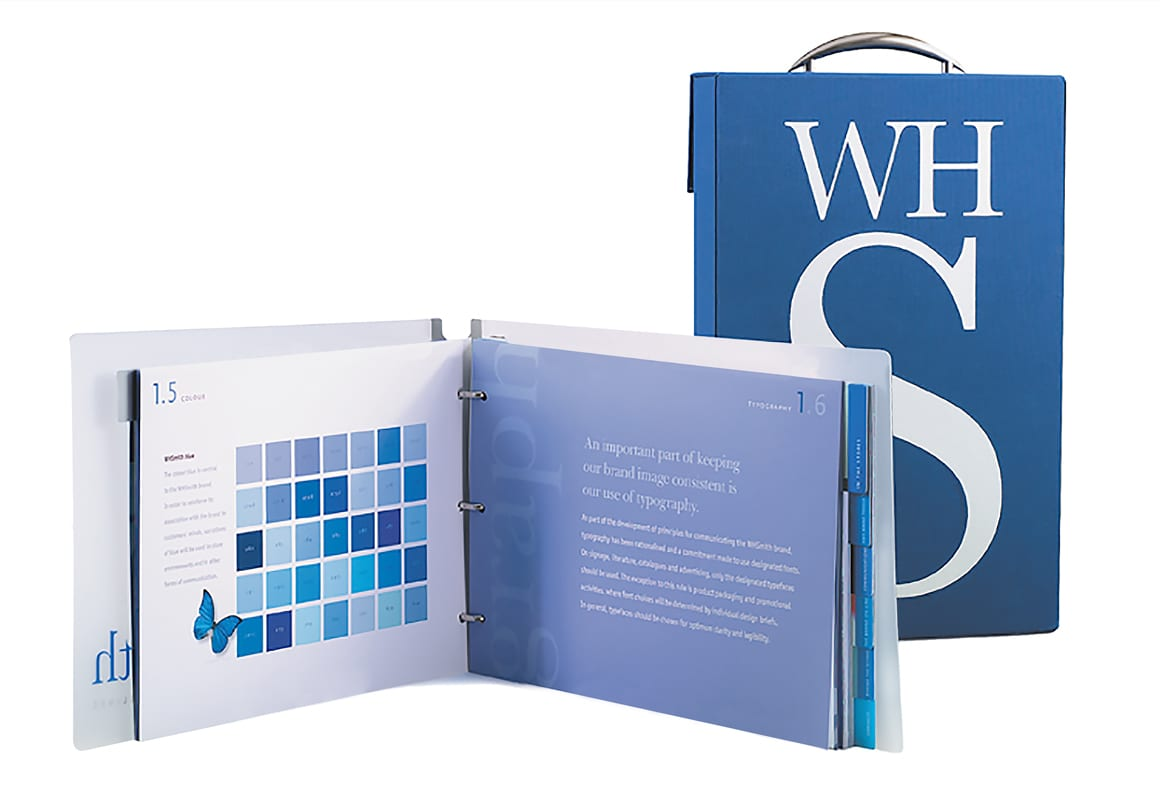 WHSmith Brand Guidelines