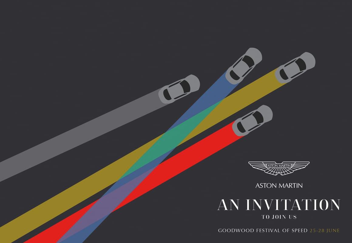 Aston Martin Goodwood Festival of Speed
